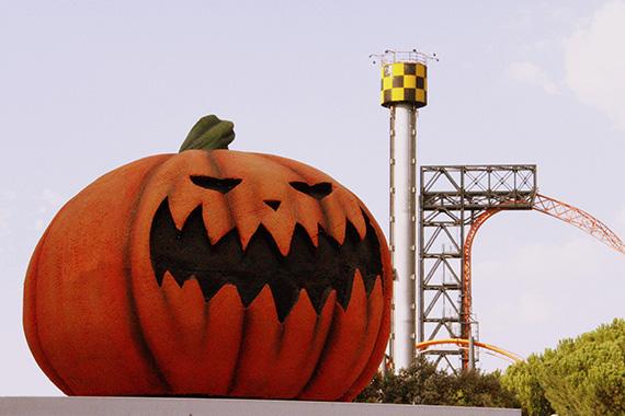 Halloween 2015 en el Parque de Atracciones de Madrid