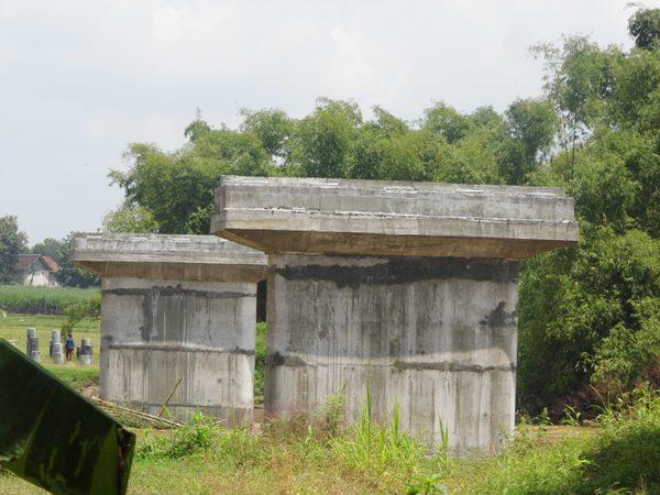 Pengumuman lelang tahap II Jembatan Watualang