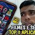 BAIXAR OS 03 Melhores APPS para ASSISTIR FILMES e SERIES no celular ANDROID • DUBLADO em PT BR