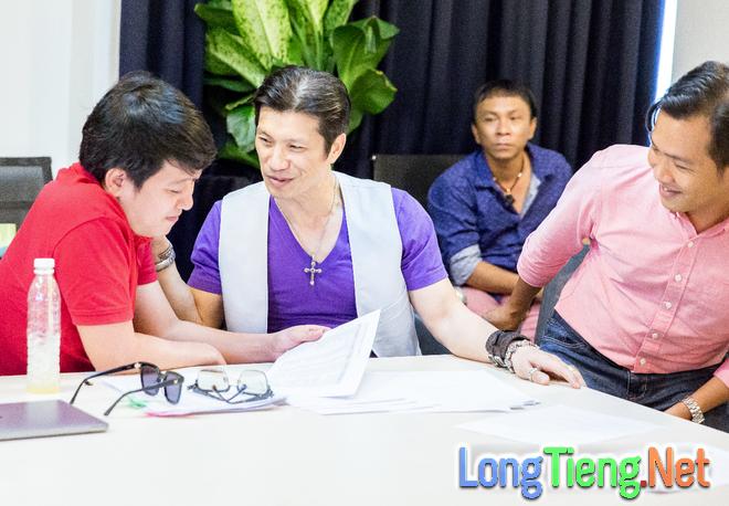 Trường Giang hành hạ Jolie Phương Trinh trong buổi casting phim mới - Ảnh 1.