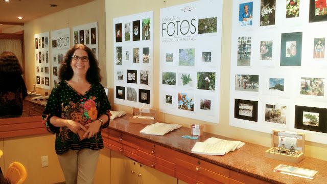 Confraternizacao 2015 - Exposicao de fotos Luiza Lavrado