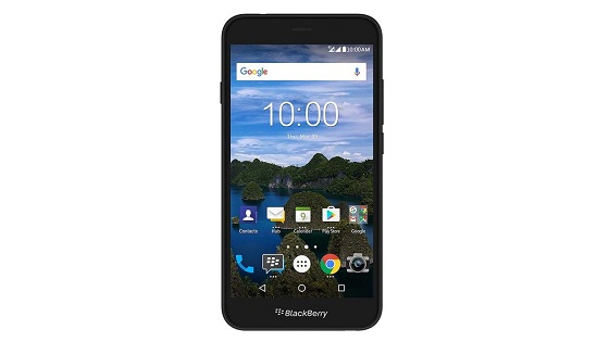 Blackberry Aurora Android Smartphone With Dual Sim