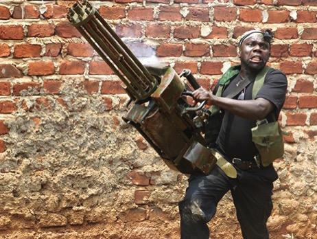 Expendables uganda