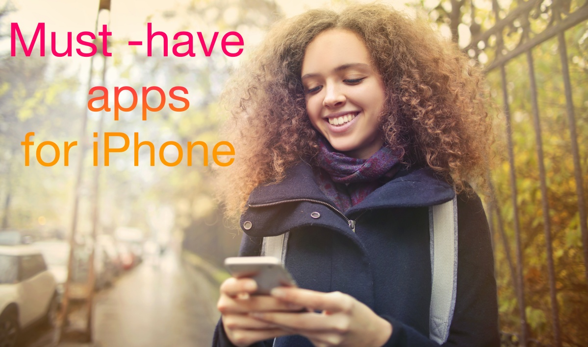 must-have apps for every new iPhone