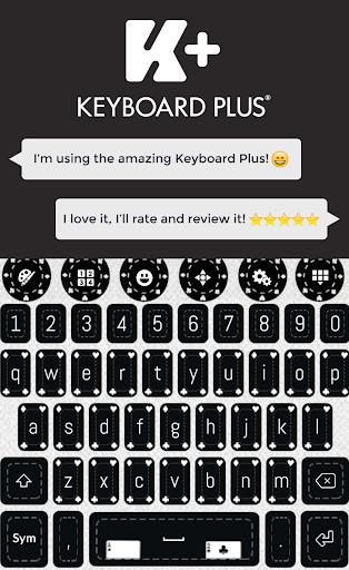 Poker Keyboard