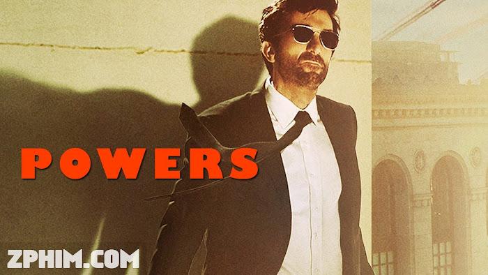 Ảnh trong phim Sức Mạnh Tối Thượng 1 - Powers Season 1 1