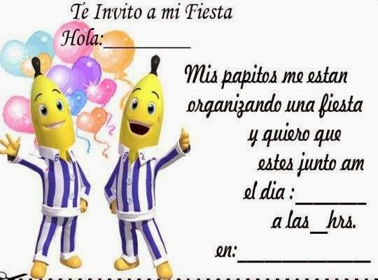 tarjetas de cumpleaños para niños para imprimir