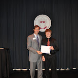 Foundation Scholarship Ceremony Fall 2012 - DSC_0222.JPG