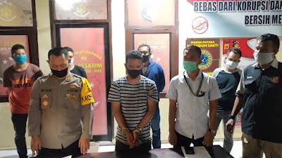Ujar Kebencian, Abu Malaya Di Tangkap