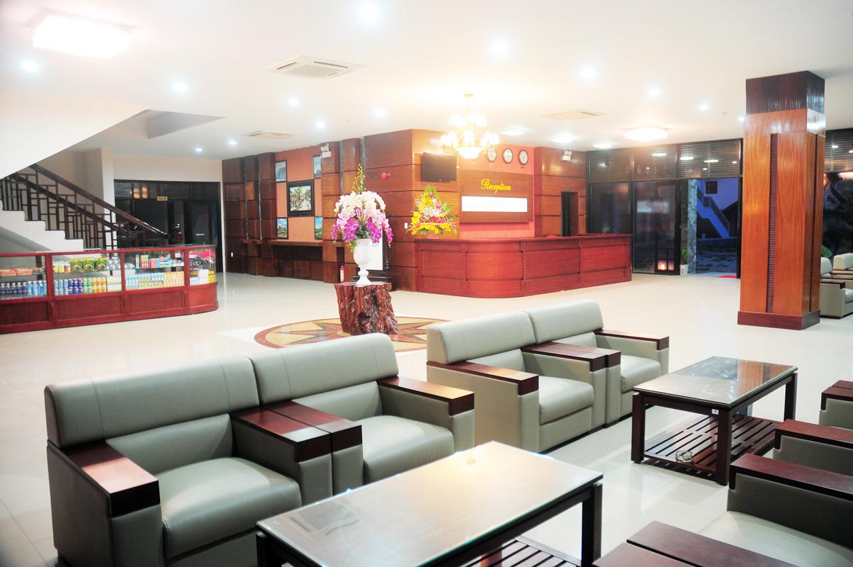 Nhà nghỉ dưỡng Lăng Cô - Bộ Công an