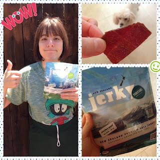 casey the college celiac new zealand jerky