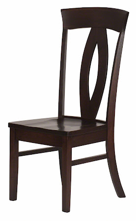 Rio Chair in Onyx Maple
