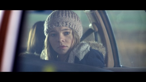 taylor hickson in GHOSTLAND