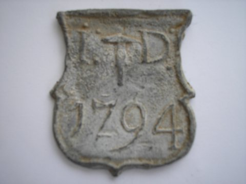 Naam: Jan DiemersPlaats: GroningenJaartal: 1794Boek: Steijn blz 9Vindplaats: NH kerk Uithuizen