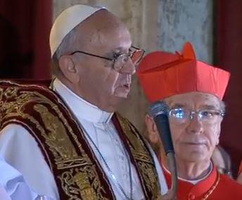 Jorge Mario Bergoglio è papa Francesco I