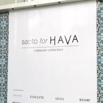 Capsule Collection - Sapto for Hava