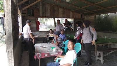 Sat binmas Polresta Pekanbaru Tingkatkan Patroli Dialogis Guna Antisipasi Tindak Pidana dan Premanisme