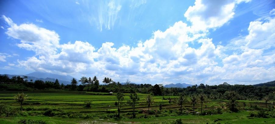 Keindahan Alam Sumatera Barat, photo by ahmadzakaria.net
