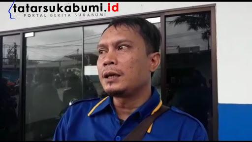 Dadeng Nazaruddin Ketua Gabungan Serikat Buruh Indonesia (GSBI) Kabupaten Sukabumi