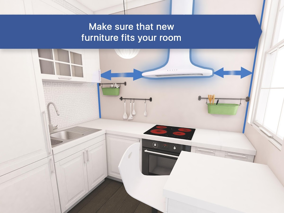 3d kitchen design for ikea room interior planner android apps 3d kitchen design for ikea room interior planner screenshot