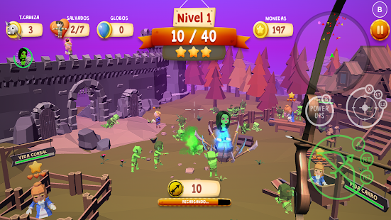 Download The Last Kingdom: Zombie War For PC Windows and Mac apk screenshot 6