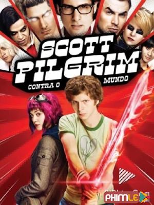 Phim Scott Pilgrim Chống Lại Cả Thế Giới - Scott Pilgrim Vs The World (2010)