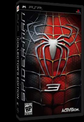 Spiderman 3 [Full] [1 link] [Espa�ol] [PSP] [FS]