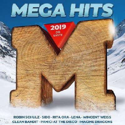 Vários Artistas - Megahits 2019 Die Erste (2CD) Torrent