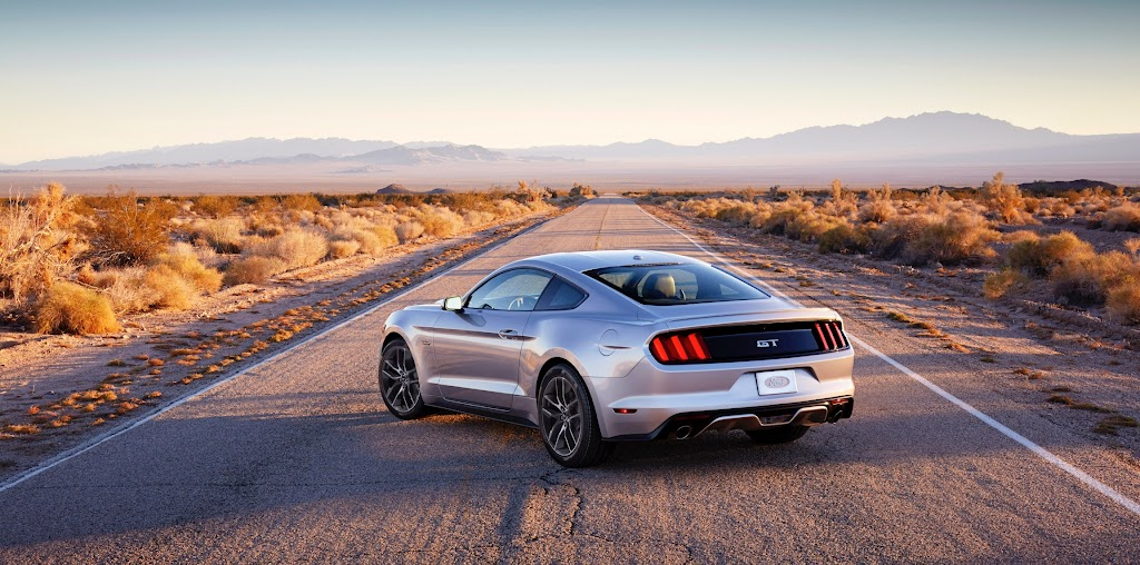 2015 Ford Mustang GT 5