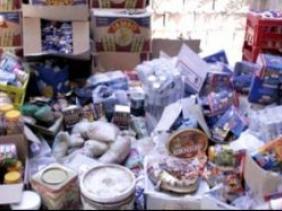 Non respect de la chaine de froid : plus de 1 400 kg de produits alimentaires saisis à Batna