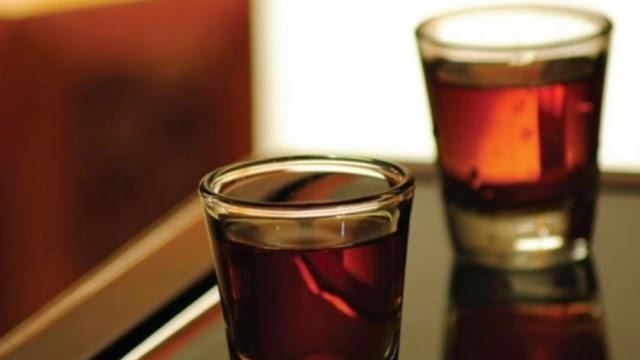 HB Receitas: Drink Torneio Tribruxo e Drink Dementadores (contém álcool)