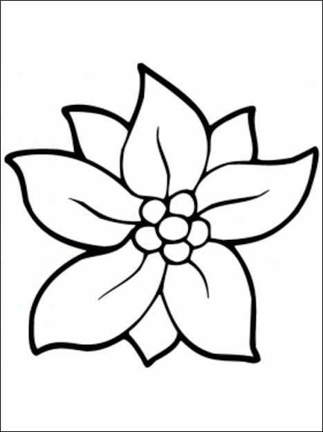 Free Printable Flower Coloring Pages  With Page Of Animals