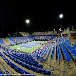 Night tennis at National Bank Stadium