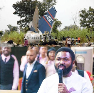 Meet Popular Abuja Prophet, Emmanuel Omale who Prophesied about the Abuja Plane Crash [Watch Video]