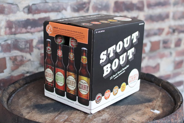 Schlafly Beer's Stout Bout Set to Return with Three New Selections