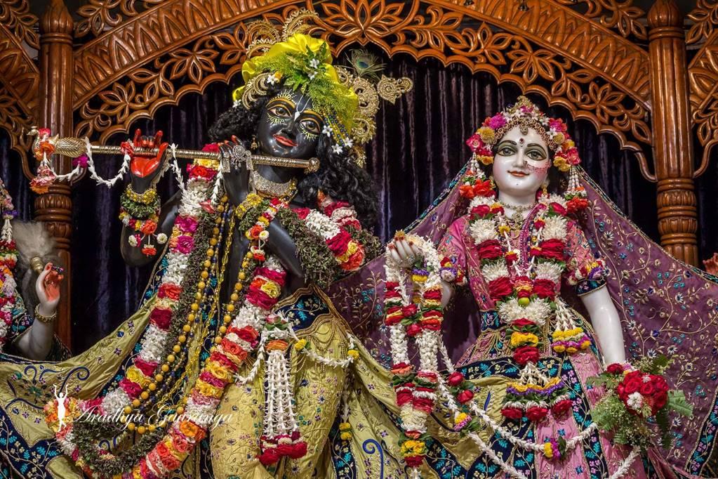ISKCON Mayapur Deity Darshan 01 Mar 2016 (6)