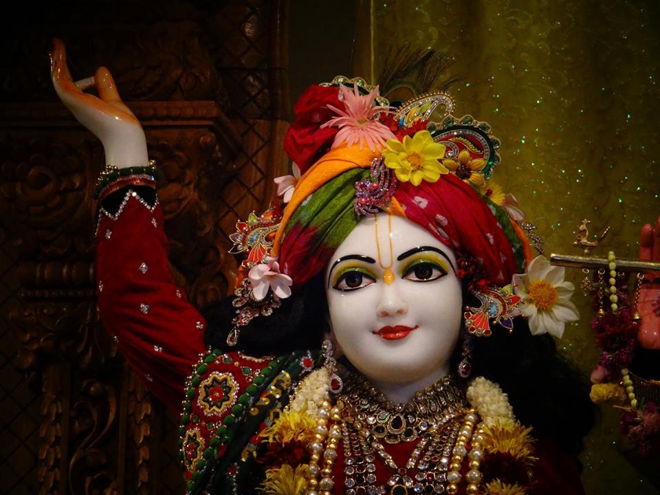 ISKCON GEV Deity Darshan 20 Jan 2017 (21)