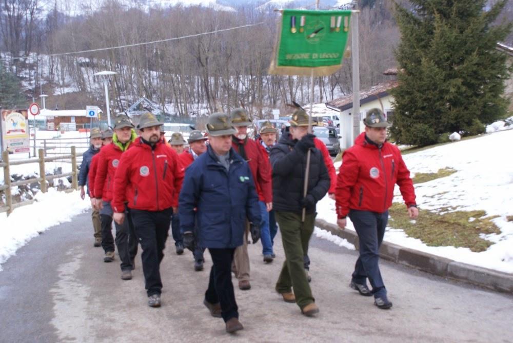 Campionato Nazionale ANA sci di fondo Piani di Bobbio - Campionati%2BNazionali%2BANA%2BBarzio%2Bapertura%2B18.JPG