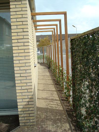 Aanleg voor en achtertuin Den Bosch
