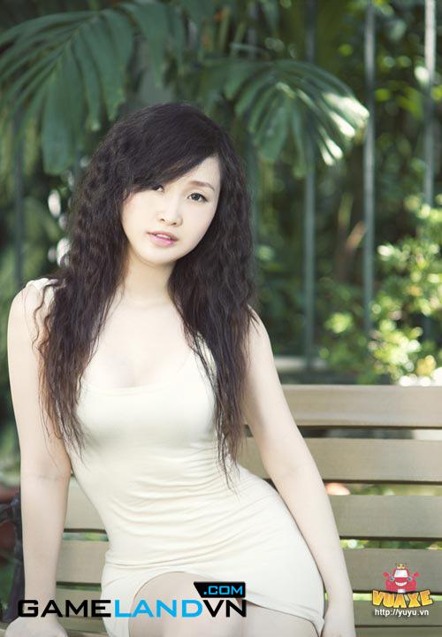 Thí sinh Miss Dream 2012 làm nóng cộng đồng mạng 7