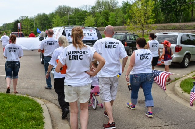 Eric Supporters
