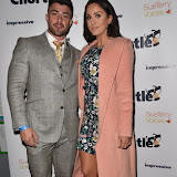 OIC - ENTSIMAGES.COM - Rogan O'Connor and Vicky Pattison at the  Chortle Comedy Awards in London 22nd March 2016 Photo Mobis Photos/OIC 0203 174 1069
