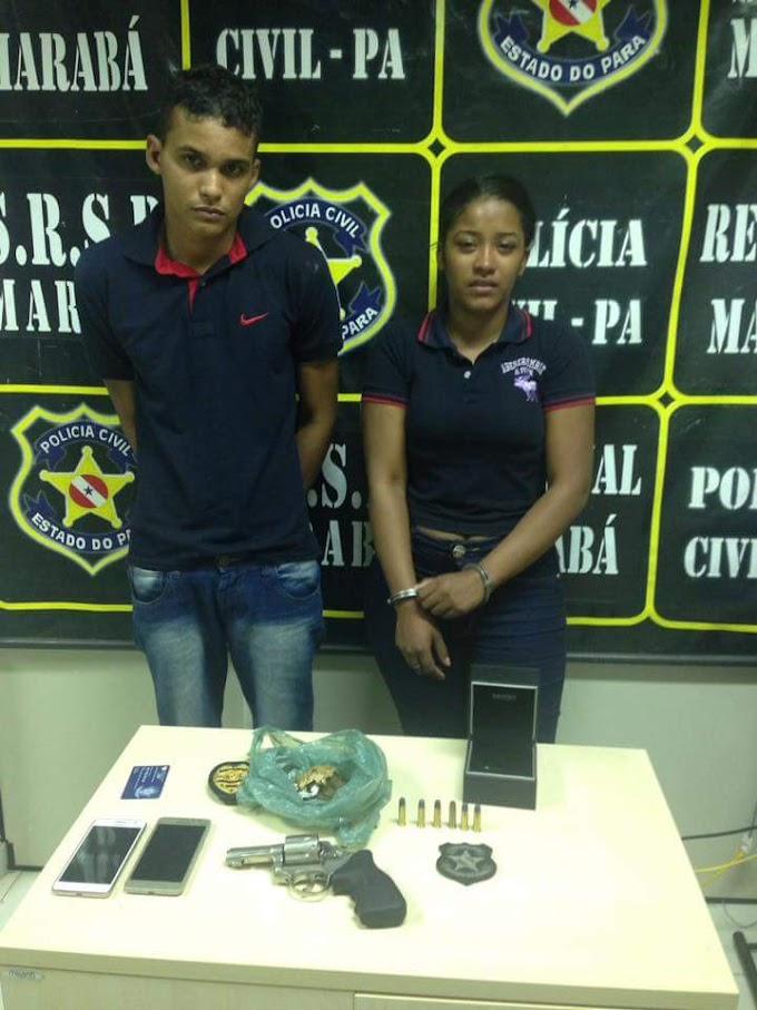 POLÍCIA CIVIL PRENDE  QUATRO TRAFICANTES EM MARABÁ,PA