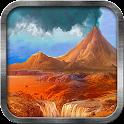 Eruption Live Wallpaper icon