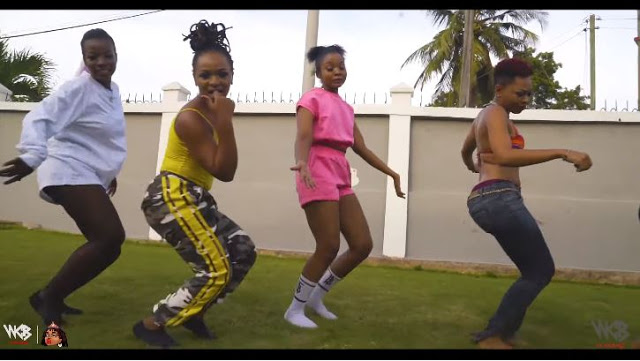 VIDEO : Zuchu - Sukari Dance Video | Mp4 Download