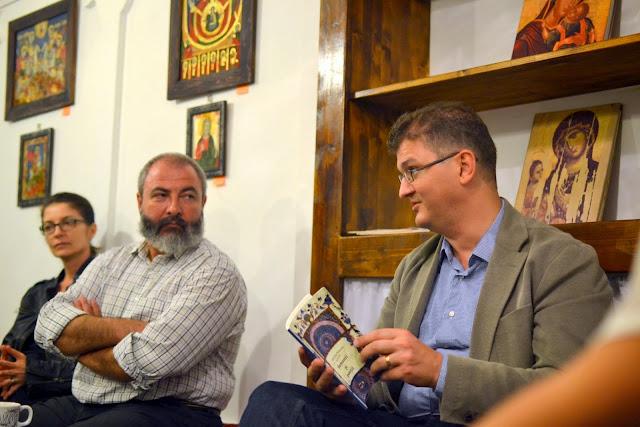 Seara literara - Editura Eikon lanseaza patru carti, La Vulturi (2014.09.03) 049