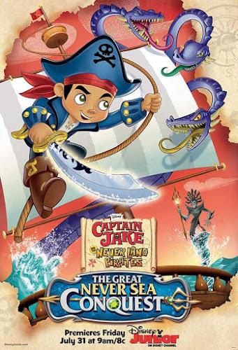 The Great Never Sea Conquest ศึกพิชิตมหาสมุทรนิรันดร์