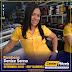 Denize Senna é a vendedora destaque  do mês de setembro da Center Móveis e Eletros de Ruy Barbosa