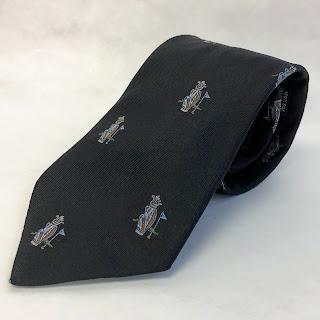 Hermès Golf Tie