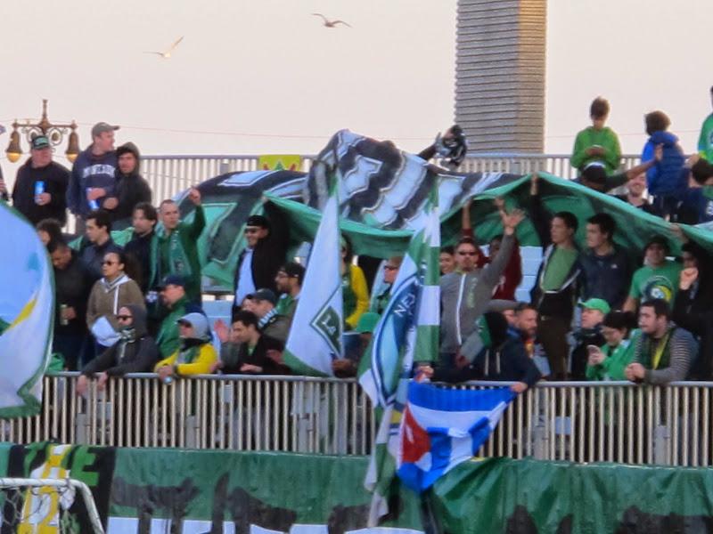 NASL: NY Cosmos - Ottawa Fury